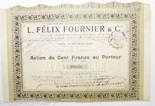Action ancienne : Felix fournier ( 653 )