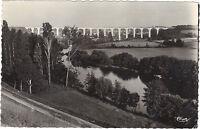 36 - cpsm - LE BLANC - Bords de la Creuse et le viaduc