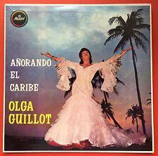 Olga Guillot Añorando El Caribe En El Tronco De Un Arbol MUSART 1964 NMINT