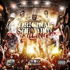 REGGAE DANCEHALL ORIGINAL SOUNDBOY KILLING MIX CD