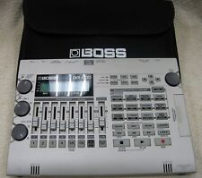 Used Roland BOSS DIGITAL RECORDER BR-600 with Soft case F/S from JAPAN