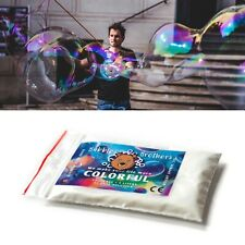 Soap Bubble Liquid 1 for 5 Liters Magic Powder Balloon Big Bubbles guarantee