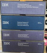 IBM PS/2 Technical Manuals