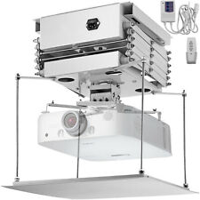 Vevor 1m Motorized Remote Control Electric Scissors Projector Lift Ceiling Mount