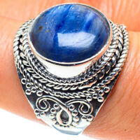 Kyanite 925 Sterling Silver Ring Size 9 Ana Co Jewelry R58767F