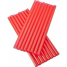 300 Jumbo Cocktail Drinking Straws - Red - 130 MM Long - Party - Weddings