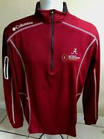 Alabama Crimson Tide Omni-Wick Golf Jacket by Columbia 5 Sizes NOW 65% OFF