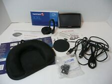 TOMTOM®  XXL GPS screen, cables, mount and beanbag dashboard mount