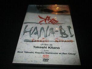 "DVD ""HANA-BI"" film Japonais de Takeshi KITANO"