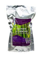 Sulphate of Ammonia Fertiliser 2kg Sreda Nitrogen Fertilizer Lawn Garden