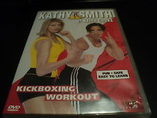 """DVD """"KATHY SMITH & ET KEITH COOKE - KICKBOXING WORKOUT"""" fitness"""