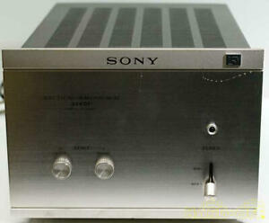 SONY TA-3140F Stereo Power Amplifier Original Good Quality from Japan