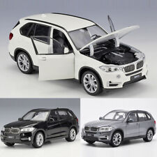 BMW X5 SUV 1:24 Scale Model Car Metal Diecast Toy Vehicle Collectible Gift