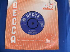 Anthony Newley - Do You Mind / Girls were made to love and kiss - Decca 45-F 112