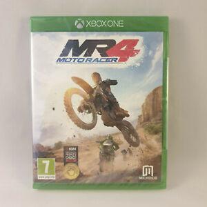 Xbox One - Moto Racer 4 NEW SEALED