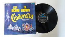 Cliff Richard - Cinderella LP  - RARE STEREO (SCX 6103) - HARD TO FIND