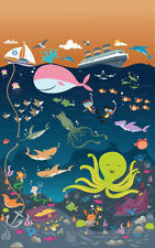 Boys & Girls Sea Life Mat Baby Playmats