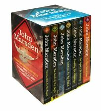 The Tomorrow Series 7 Books Complete Collection Set Pack by John Marsden NEW