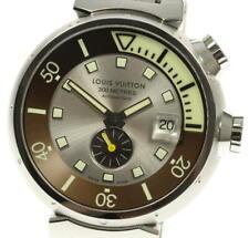 LOUIS VUITTON Tambour Diving Q103M Automatic Men's Watch_507066