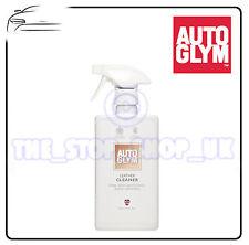Autoglym Leather Cleaner Seats Dash Faux Matt Finish 500ml