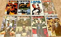 THE PUNISHER #1-12 MARVEL KNIGHTS GARTH ENNIS STEVE DILLION FULL SET! LOT Of 16