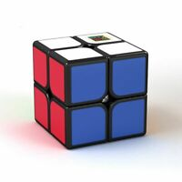 Zauberwürfel MoYu Meilong 2x2 carbon / black speedcube magic cube original