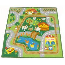 Tappeto per Bambini Disney - 80x80 Cm - Disney per bambini - (15427-3)