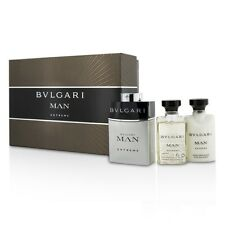 Bvlgari Man Extreme Coffret EDTSpray After Shave Balm Shower GEL 3pcs