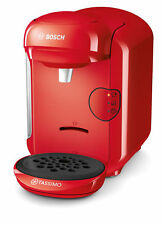 Bosch Red Pod & Capsule Coffee Machines
