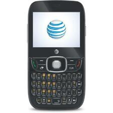 NEW - ZTE Z432 - Black (AT&T Only) AT&T Cell Phone Cellphone W/ QWERTY Keyboard.