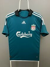 LIVERPOOL FC 2008 2009 FOOTBALL SOCCER SHIRT JERSEY ADIDAS 3RD THIRD YOUTH XL