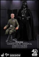 1/6 Star Wars Grand Moff Tarkin and Darth Vader MMS Hot Toys 903162