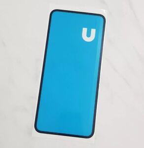 Huawei P20 Kleber Akkudeckel Deckel Rückseite Klebestreifen Klebeband Cover