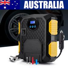 12V Fast Air Compressor Car Bike Electric Digital Tyre Pump Inflator AU STOCK