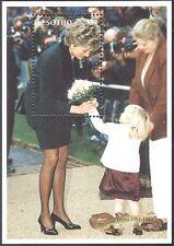 Lesotho 1998 Diana, Princess of Wales/Royal/Royalty/People 1v  m/s ref:b6094