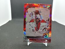 New listing 2019-20 Hoops Premium Hassan Whiteside Red Cracked Ice Portland Trail Blazers