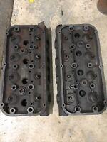 Early Chrysler Hemi 392 Cylinder Heads 1731528