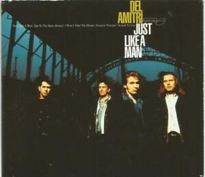 Del Amitri - Just Like A Man 1992 CD single in foldout digipack