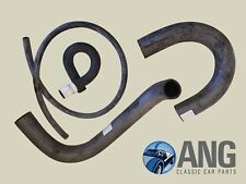 TRIUMPH VITESSE 6/1600 (EARLY) RADIATOR, WATER COOLING RUBBER HOSE KIT