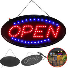 Ultra Bright Animated Motion Flash Led Open Business Sign Neon Light with On/Off