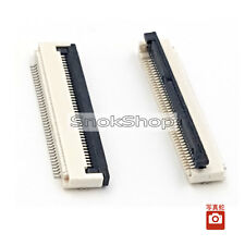 2X FFC//FPC CONNECTOR 28pin 0.5mm pitch FLIP TYPE RIBBON FLAT BOTTOM CONTACT