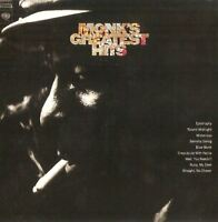 THELONIOUS MONK monk's greatest hits (CD compilation) bop, hard bop