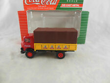 "Edocar Coca Cola ""COKE"" GMC T70 Lorry Scale 1:64"