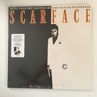 Scarface Soundtrack Picture Disc Vinyl LP Giorgio Moroder Debbie Harry Sealed