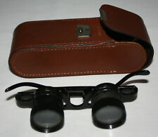 Antique/Vintage Hands-Free Sport/Opera Binoculars: Sportocular, Made in Germany