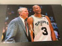 Monty Williams Phoenix Suns  Spurs Autographed Signed 8X10 Photo W/COA & Proof