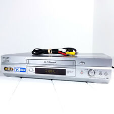 Sony SLV-N750 VCR VHS Player Recorder HiFi Stereo Video Cassette Tape 19 Micron