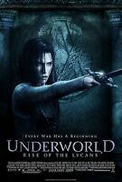 Underworld : Rise of the Lycans Advance B Two Sided Original Movie Poster 27x40
