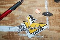 """Pittsburgh Penguins 4"""" Patch 1992-2002 Logo Hockey"""