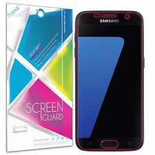 [2 Pieces] Samsung S7 Clear Screen Protector Full Coverage Guard